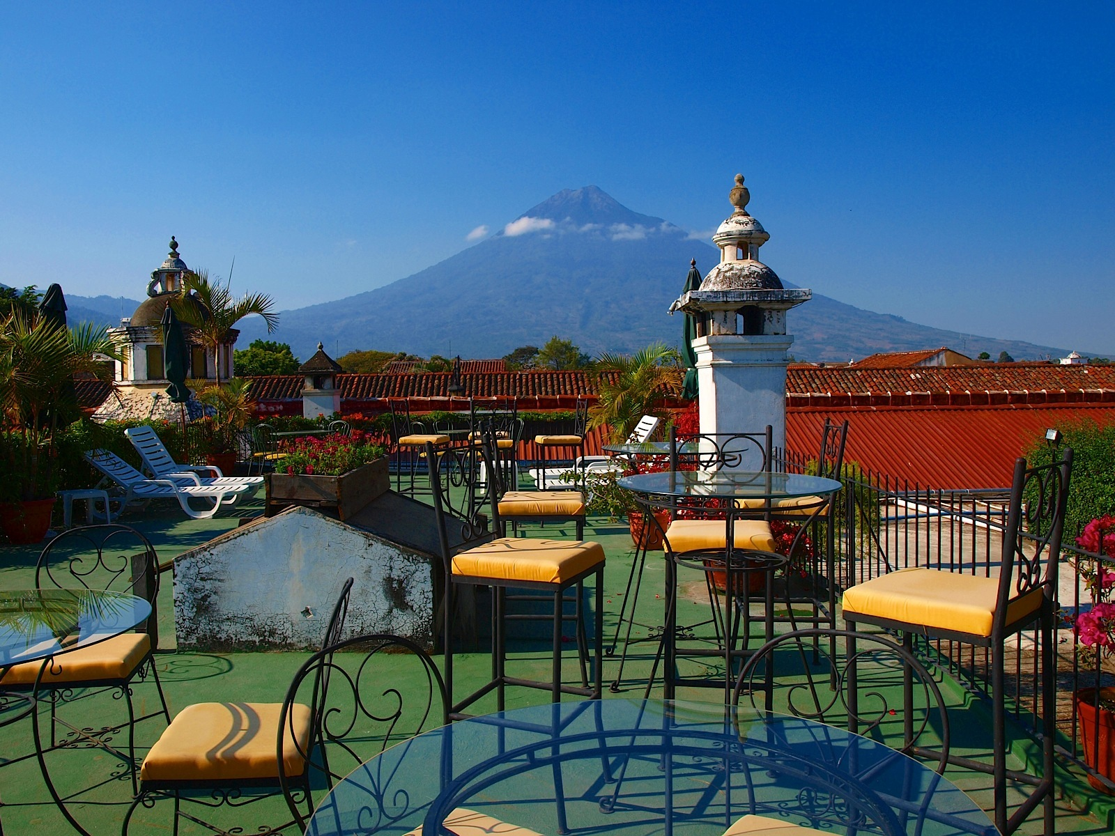 Photo Gallery Posada De Don Rodrigo La Antigua Guatemala